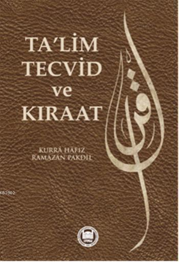 Ta'lim Tecvid ve Kıraat