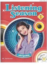 Listening Season 1 with Workbook +MP3 CD (2 nd Edition)