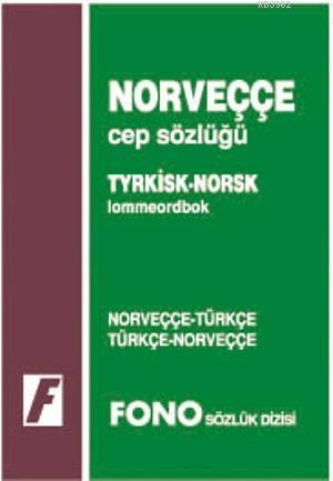 Norveççe Cep Sözlüğü; Norveççe-Türkçe \ Türkçe-Norveççe