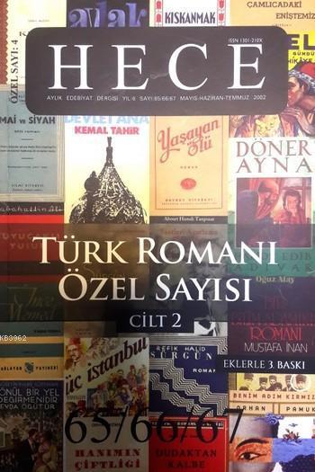 Türk Romanı; (Eklerle 3. Baskı 2 Cilt)