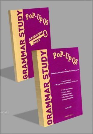 Grammar Study and POP- UP QS + Key; Elementary, Intermediate & Upper-İntermediate Levels