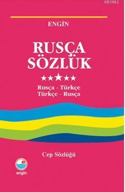 Rusça Sözlük (Cep Sözlüğü); Rusça - Türkçe / Türkçe - Rusça