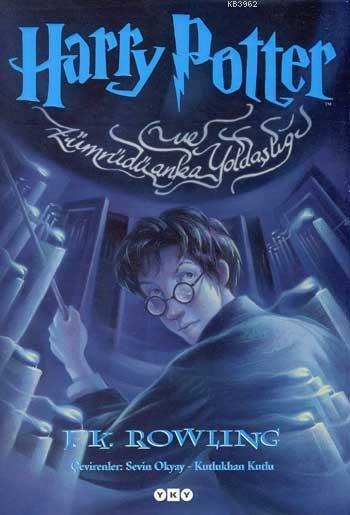 Harry Potter ve Zümrüdüanka Yoldaşlığı (Ciltli - 5. Kitap)