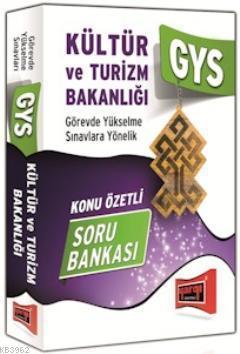 GYS Kültür ve Turizm Bakanlığı Konu Özetli Soru Bankası