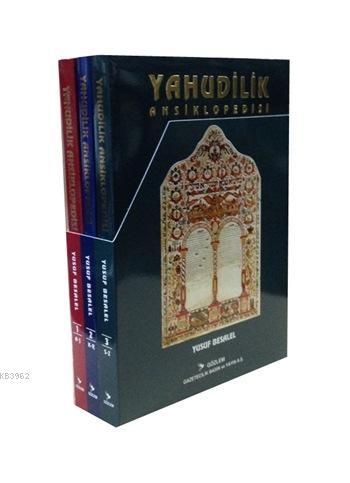 Yahudilik Ansiklopedisi (3 Cilt)