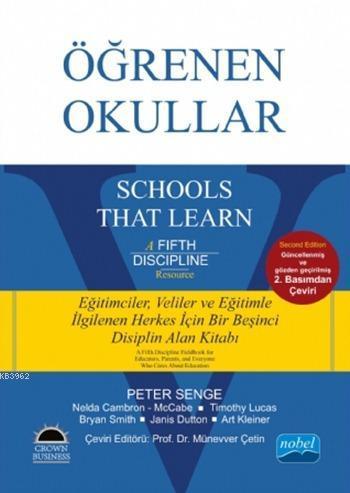 Öğrenen Okullar - Schools That Learn; 2. Baskıdan Çeviri