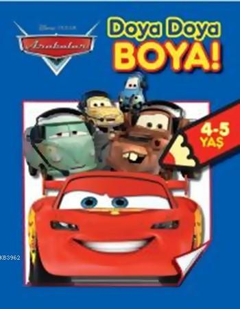 Doya Doya Boya - Arabalar; Doya Doya Boya Serisi, 4 - 5 Yaş