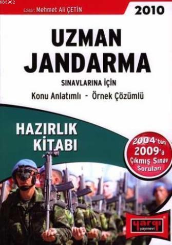 Uzman Jandarma Konu Anlatımlı - Örnek Çözümlü Hazırlık Kitabı