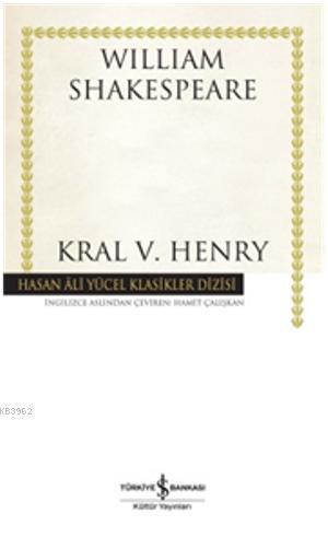 Kral V. Henry (Ciltli)
