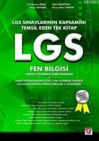 Lgs Fen Bilimleri; Örnek Çözümlü Soru Bankası