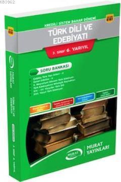 3. Sınıf Türk Dili ve Edebiyatı Soru Bankası (Kod 6161)
