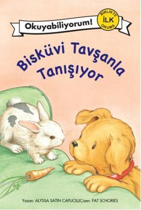 Okuyabiliyorum 2 - Bisküvi Tavşanla Tanışıyor