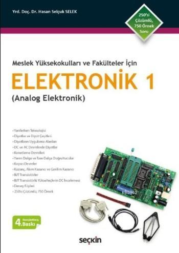 Elektronik-1; Analog Elektronik