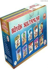 Büyük Sultanlar Seti (10 Kitap Takım)