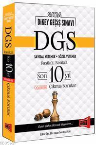 DGS Son 10 Yıl Çıkmış Çözümlü Sorular 2016