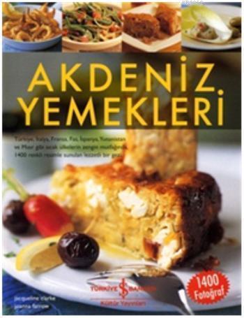 Akdeniz Yemekleri (Ciltli)