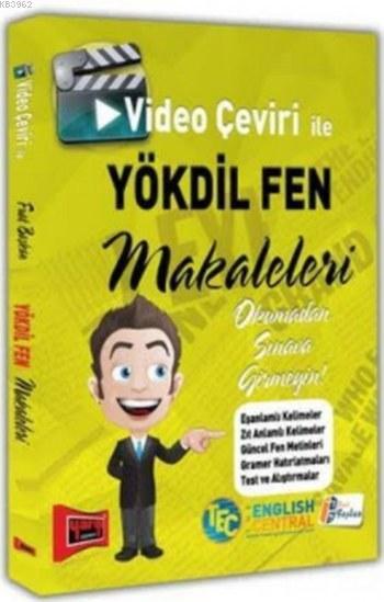 YÖKDİL Fen Makaleleri; Video Çeviri ile