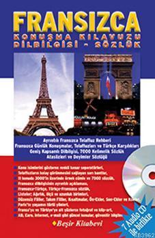 Fransızca Konuşma Kılavuzu Dilbilgisi-Sözlük(1 Konuşma Kılavuzu, 7 Cd