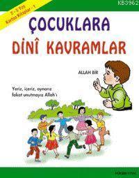 Karton Kitaplar 1| Çocuklara Dini Kavramlar; 2-5 Yaş