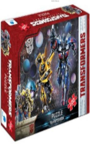 Transformers 100 Parça Puzzle