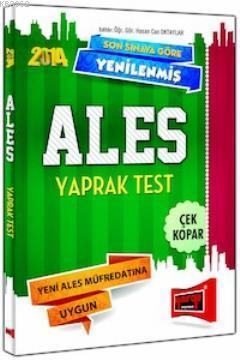 Ales Yaprak Test 2014