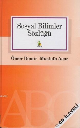 Sosyal Bilimler Sözlüğü (cd'li)