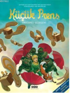 Küçük Prens 7 - Amicopes Gezegeni