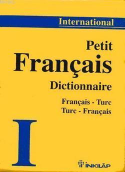 Fransızca-Türkçe / Türkçe-Fransızca Cep Sözlüğü
