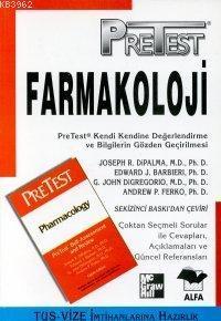 Pretest Farmakoloji