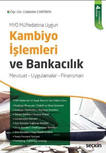 Kambiyo İşlemleri ve Bankacılık
