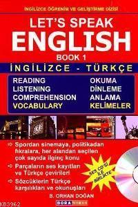 Let´s Speak English Book 1 (1 Kitap, 1 Cd)