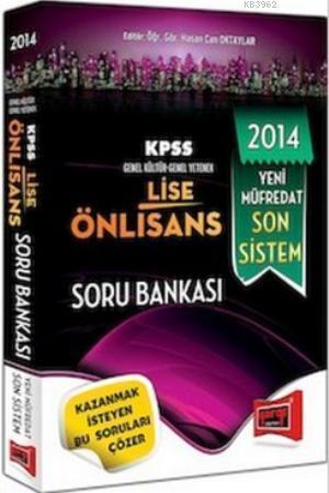 2014 KPSS Lise - Önlisans Soru Bankası