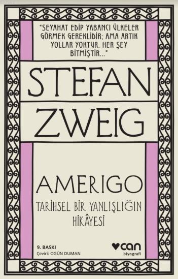 Amerigo; Tarihsel Bir Yanlışlığın Hikayesi