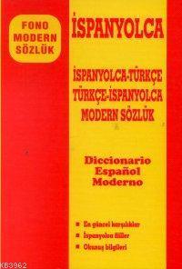 İspanyolca Modern Sözlük; İspanyolca-Türkçe / Türkçe-İspanyolca