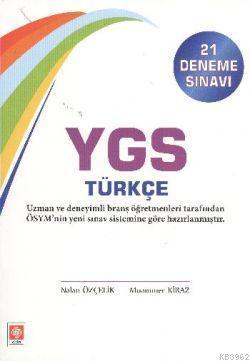 Ekin YGS Türkçe (21 Deneme Sınavı)