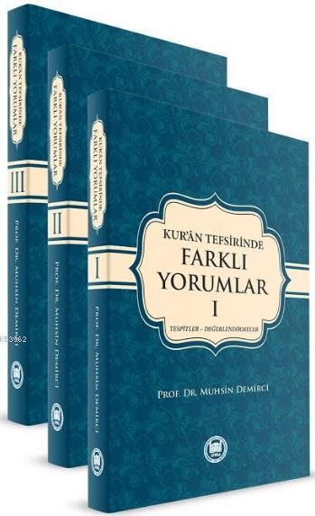 Kur'an Tefsirinde Farklı Yorumlar (3 Cilt Takım)