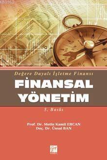 Değere Dayalı İşletme Finansı Finansal Yönetim