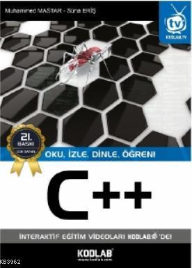 C++ (İnteraktif Eğitim Seti Hediyeli); Oku, İzle, Dinle, Öğren!
