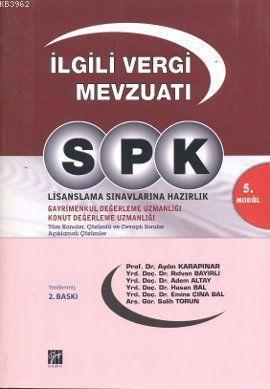 SPK İlgili Vergi Mevzuatı - 5. Modül