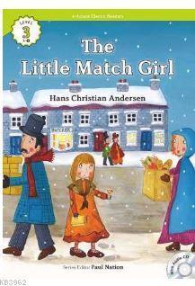 The Little Match Girl +CD (eCR Level 3)