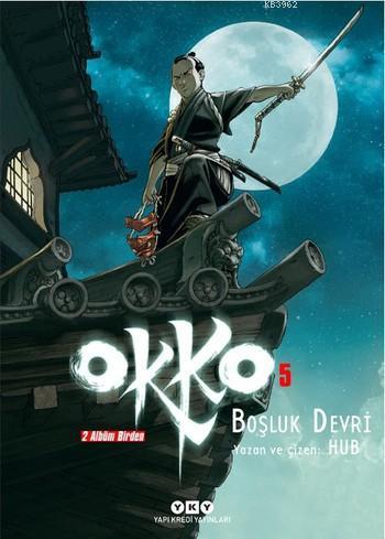Okko 5 - Boşluk Devri; 2 Albüm Birden