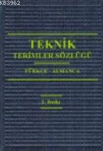Best Teknik Terimler Sözlüğü Türkçe-almanca