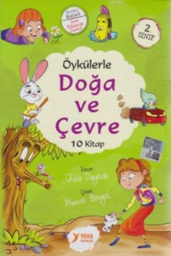 Öykülerle Doğa ve Çevre 10 Kitap (2. Sınıf)