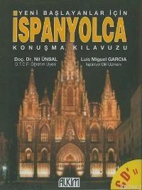 İspanyolca Konuşma Kılavuzu (cd'li); Yeni Başlayanlar İçin