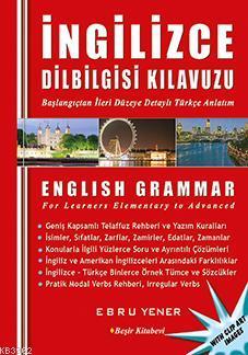 İngilizce Dilbilgisi Kılavuzu (Karikatürlü ve Clipartlı)