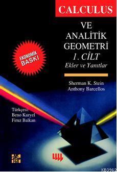 Calculus ve Analitik Geometri 1