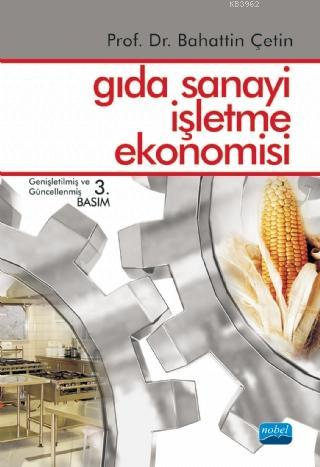 Gıda Sanayi İşletme Ekonomisi