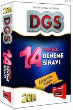 DGS 14 Deneme Sınavı Çözüm Kitapçığı Hediyeli