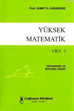 Yüksek Matematik - Cilt 1