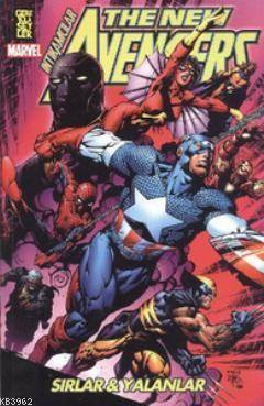The New Avengers İntikamcılar 3 - Sırlar ve Yalanlar